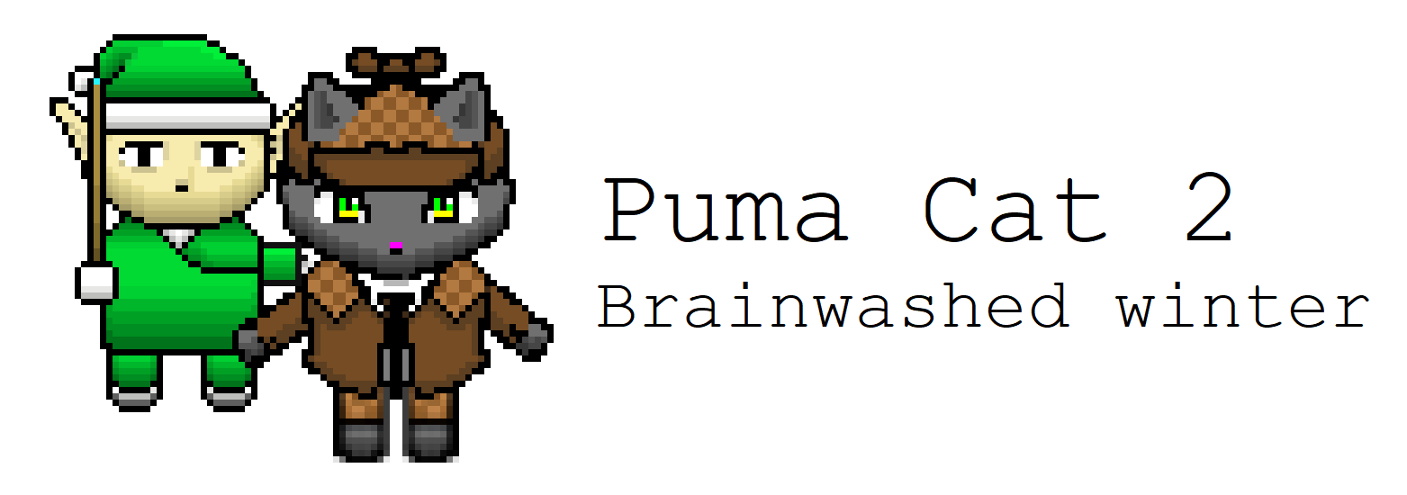 Puma Cat - The Paranormal Psychic Detective - A Brainwashed Winter