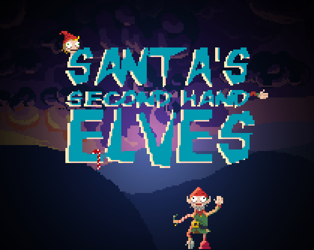 Santa's Second hand Elves
