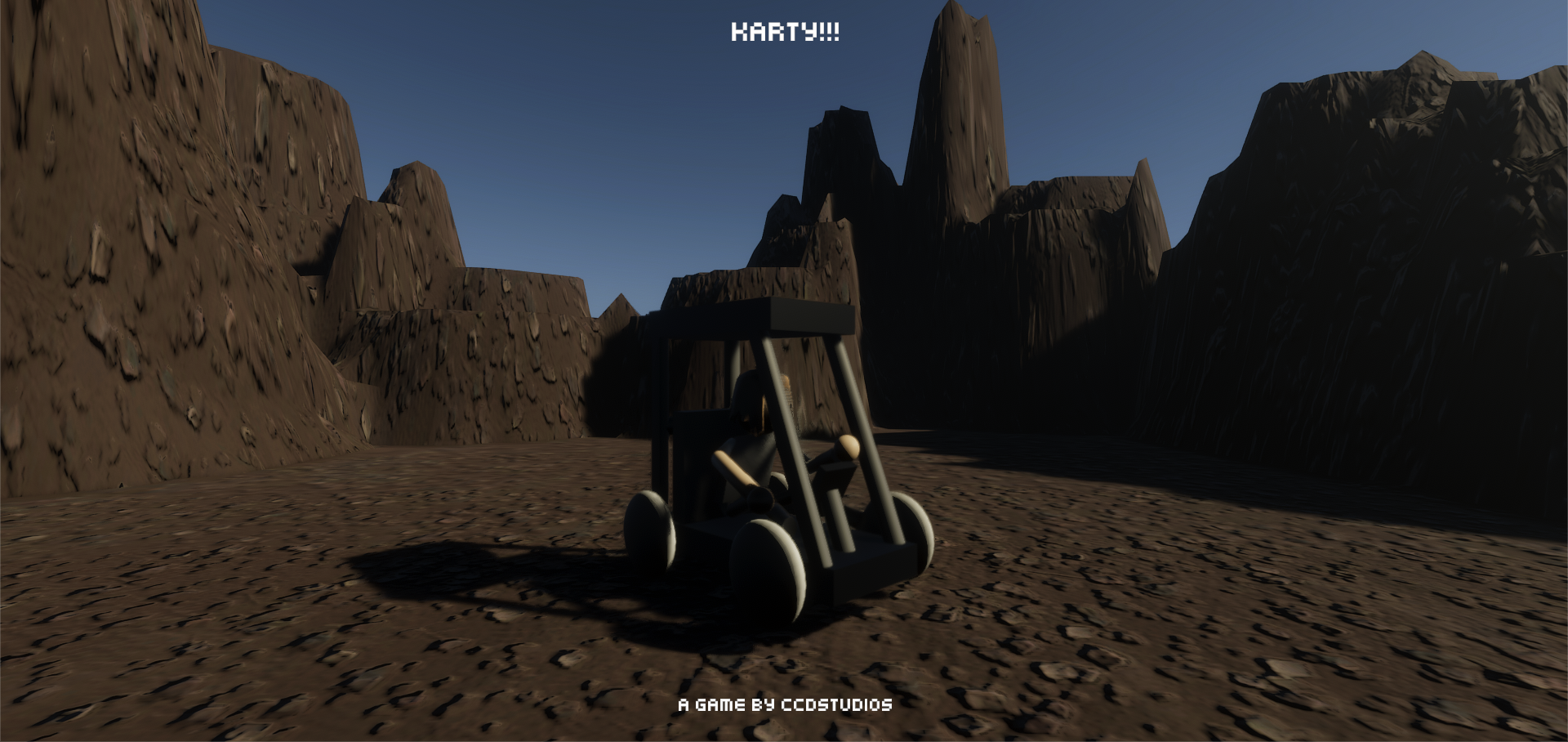 Karty - Golf Cart Racing Simulator
