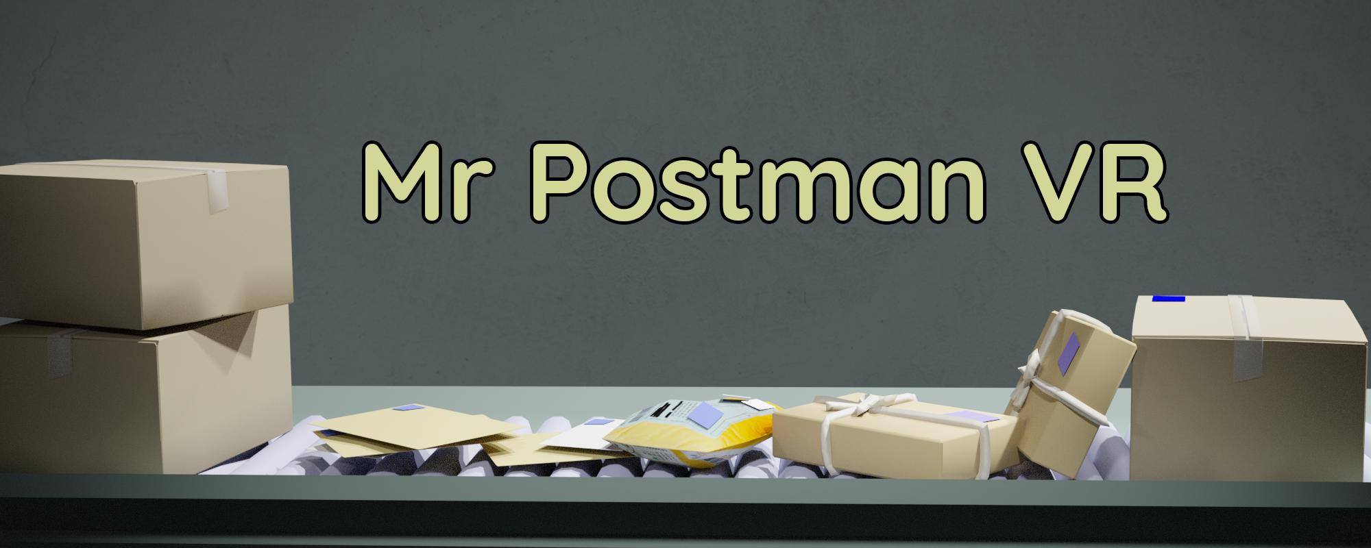 Mr Postman VR