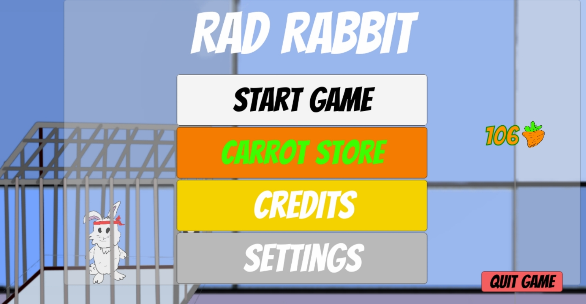 Rad Rabbit