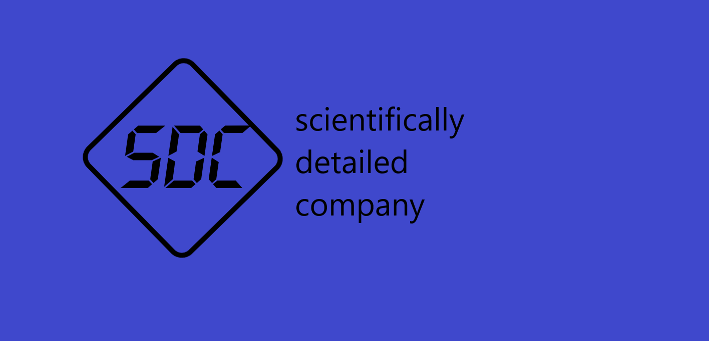 SDC-Scientifically Detailed Company