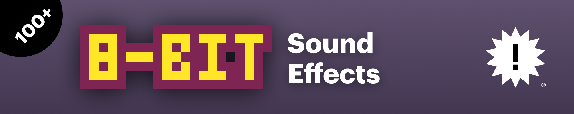 8-Bit Sound Effects [100+ SFX]