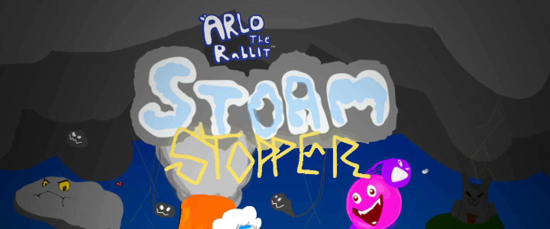 Arlo the Rabbit: Storm Stopper
