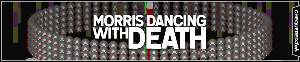 Morris Dancing With Death