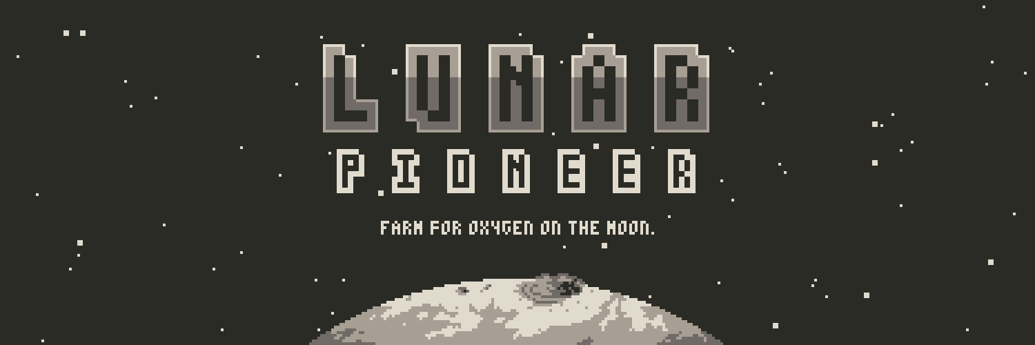 Week 6 – Portraits, Saving, Loading & Text Input - Lunar Pioneer by