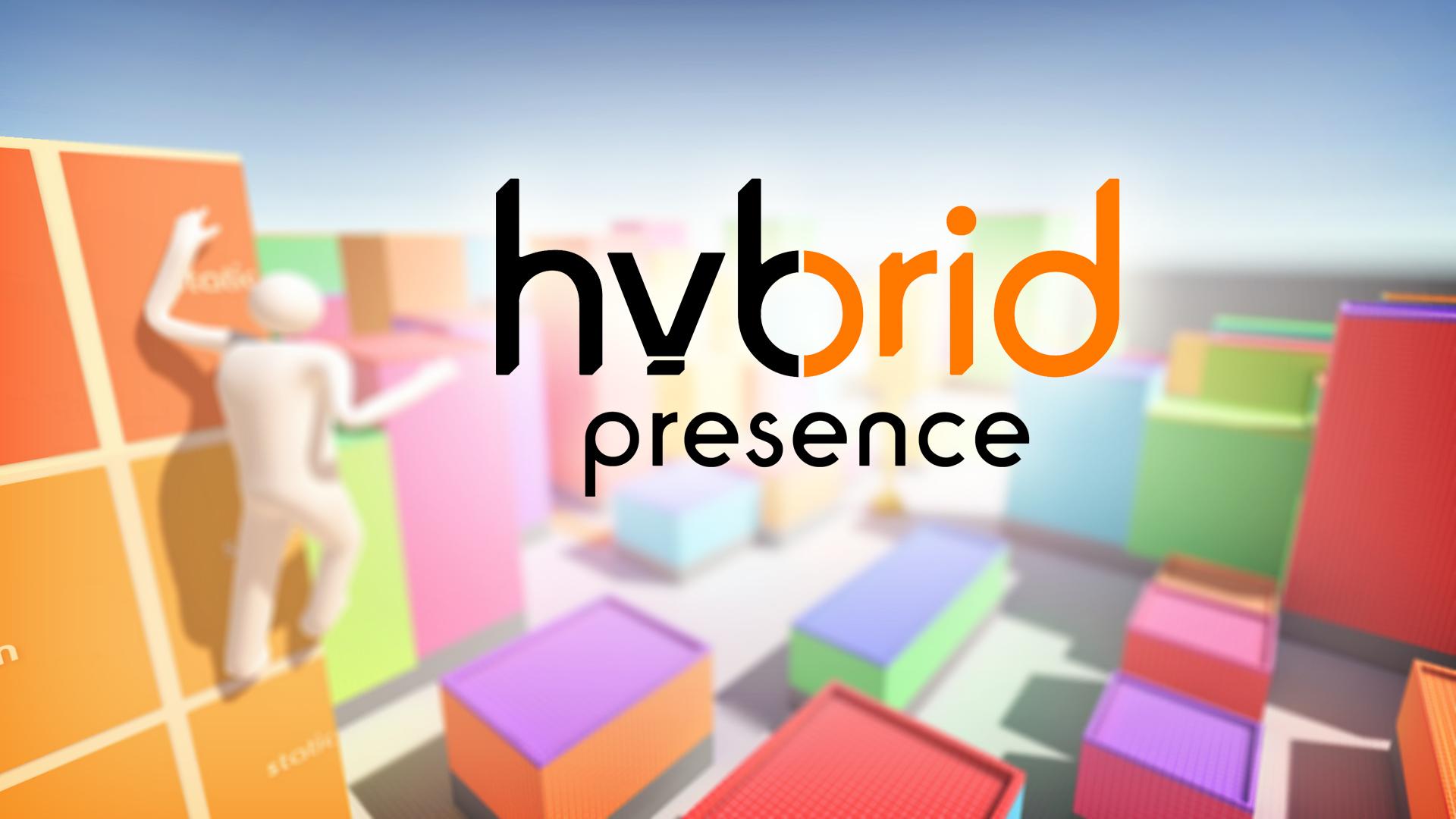 Hybrid Presence Samples part2 - CrossPlatform & Spideriini!