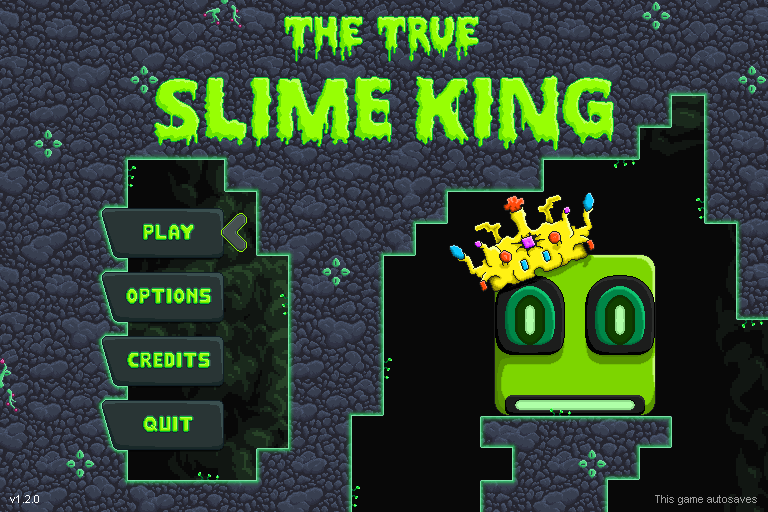 Changelog v1 2 0 - Partial Controller Support - The True Slime King