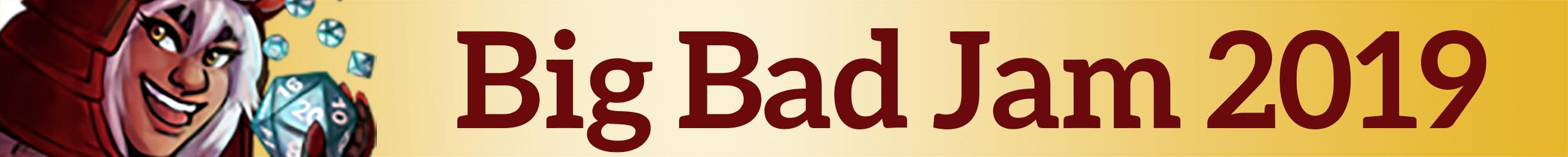 Big Bad Jam Anthology