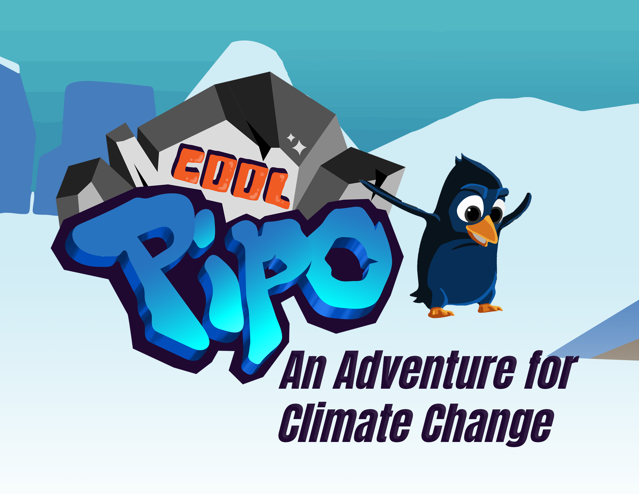 Cool Pipo: An Adventure for Climate Change