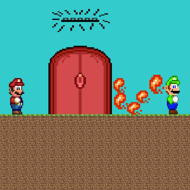 Save Luigi