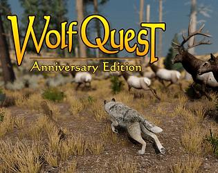 WolfQuest [$15.00] [Simulation] [Windows] [macOS]