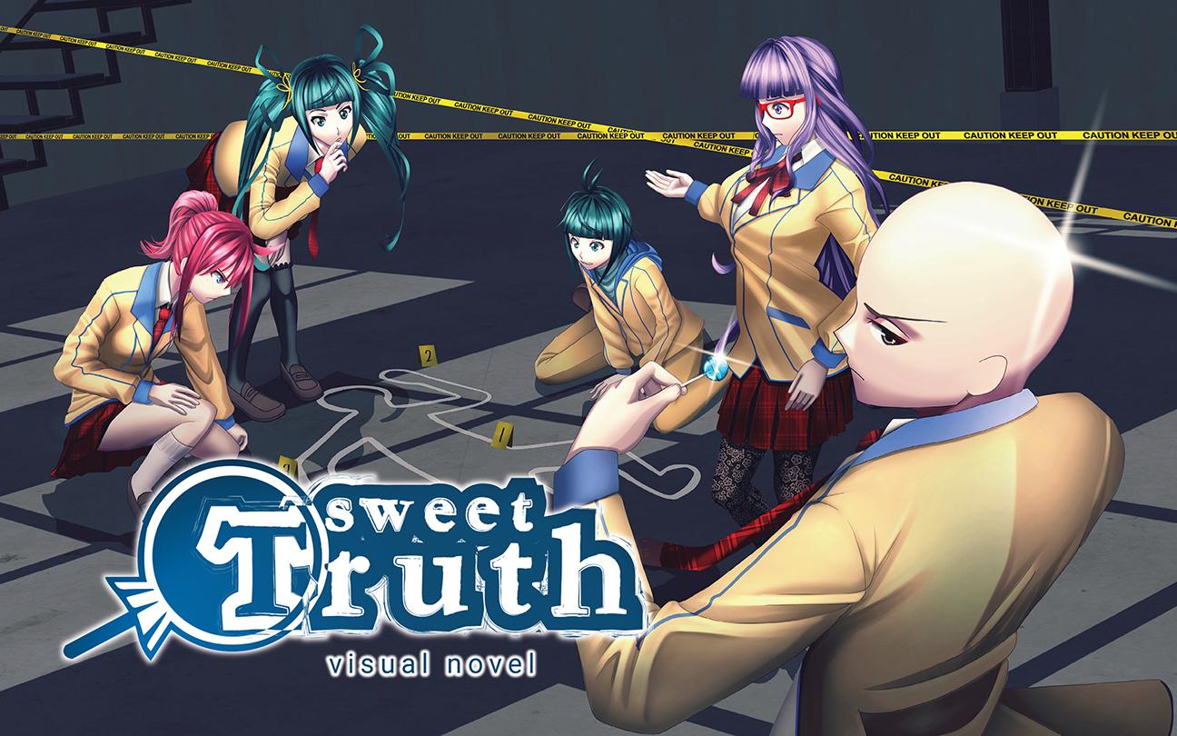 Sweet Truth Visual Novel Demo
