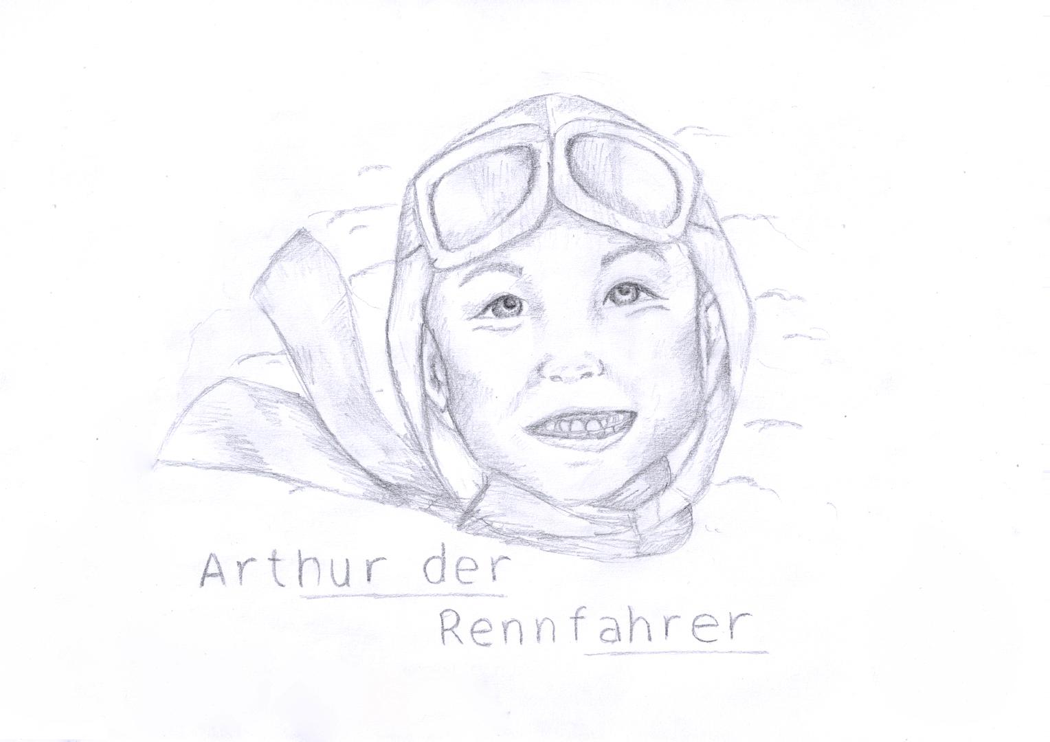 Arthur der Rennfahrer