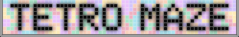 Tetro Maze