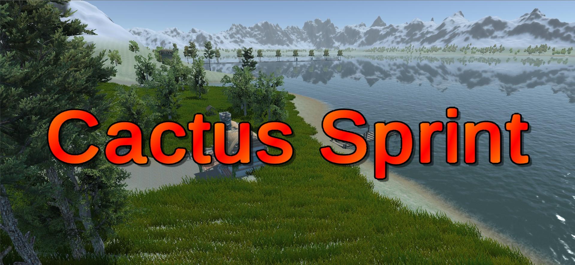 Cactus Sprint
