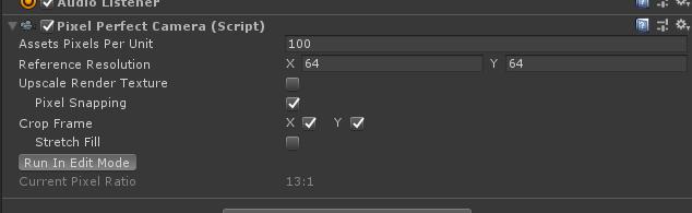 Pixel Perfect Component