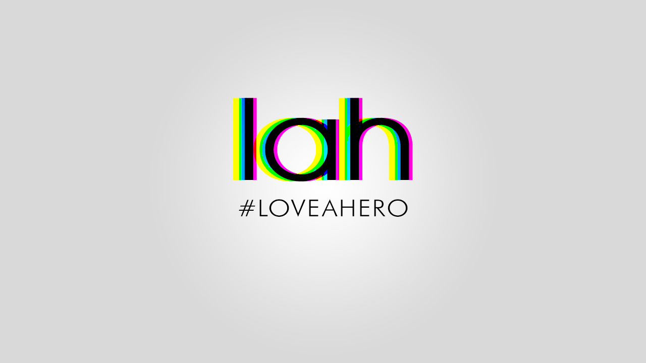 #LoveAHero