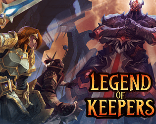 Legend of Keepers [Free] [Role Playing]