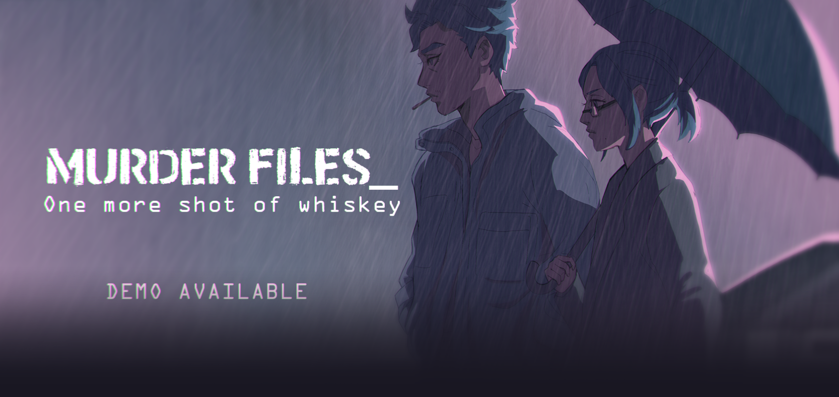 Murder Files: One more shot of whiskey