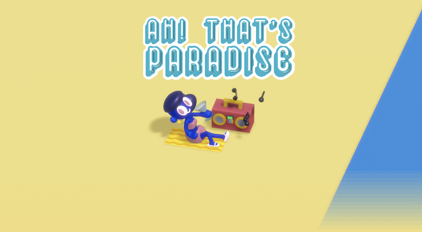 Ah! That's Paradise