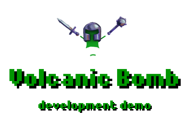 Volcanic Bomb - Development Demo