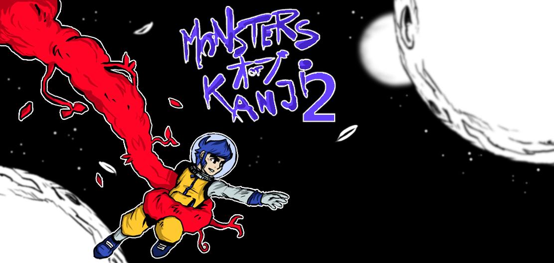 Monsters of Kanji 2