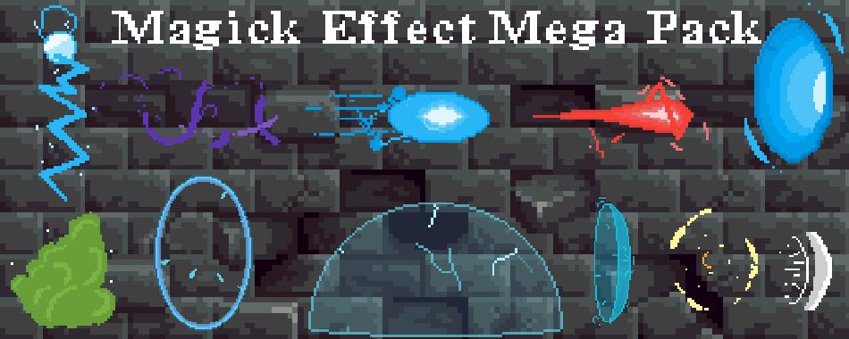 Magick Effects MEGA Pack