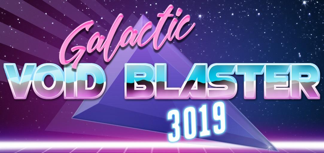 Galactic Void Blaster 3019