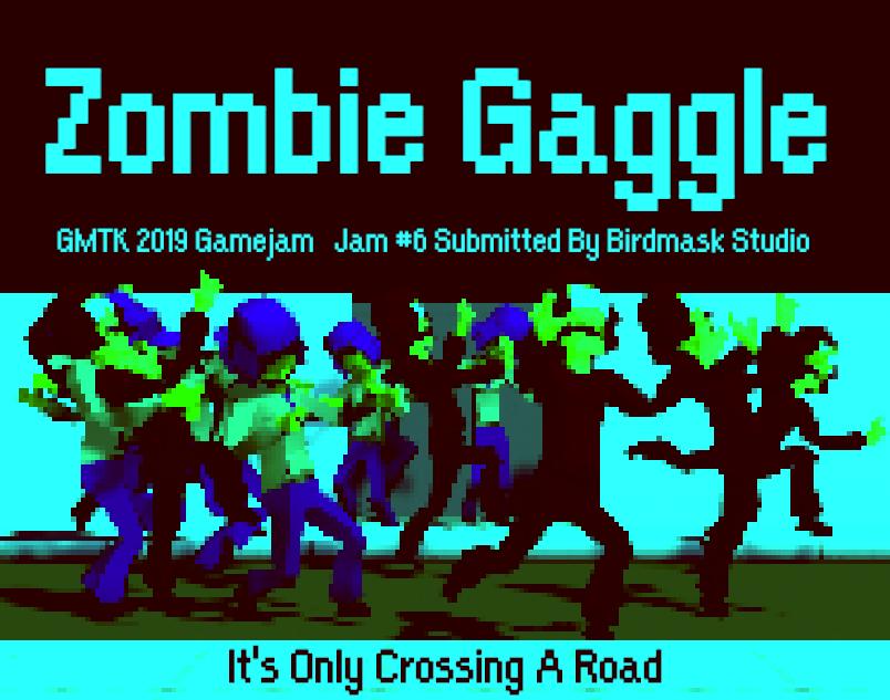 Zombie Gaggle