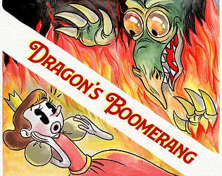 Rate Dragon's Boomerang by AffordableAgency for GMTK Game Jam 2019
