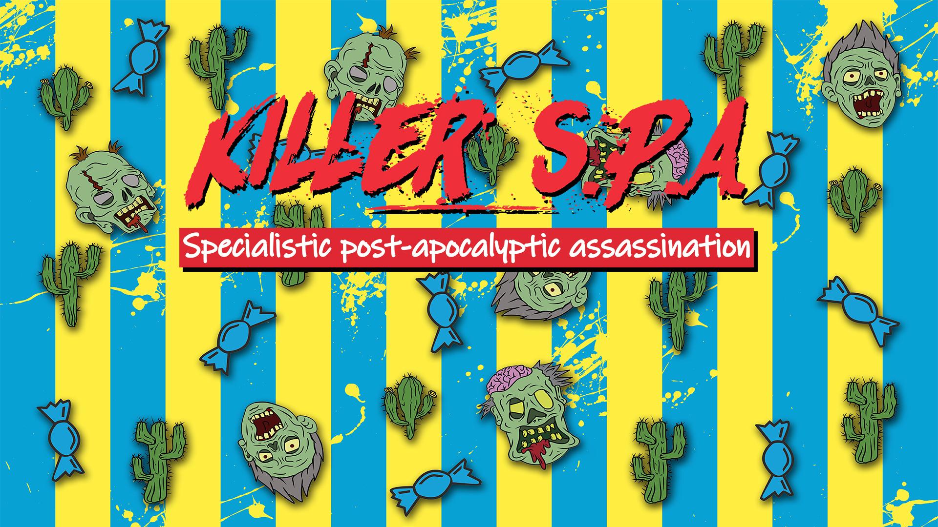Killer S P A By Alelav