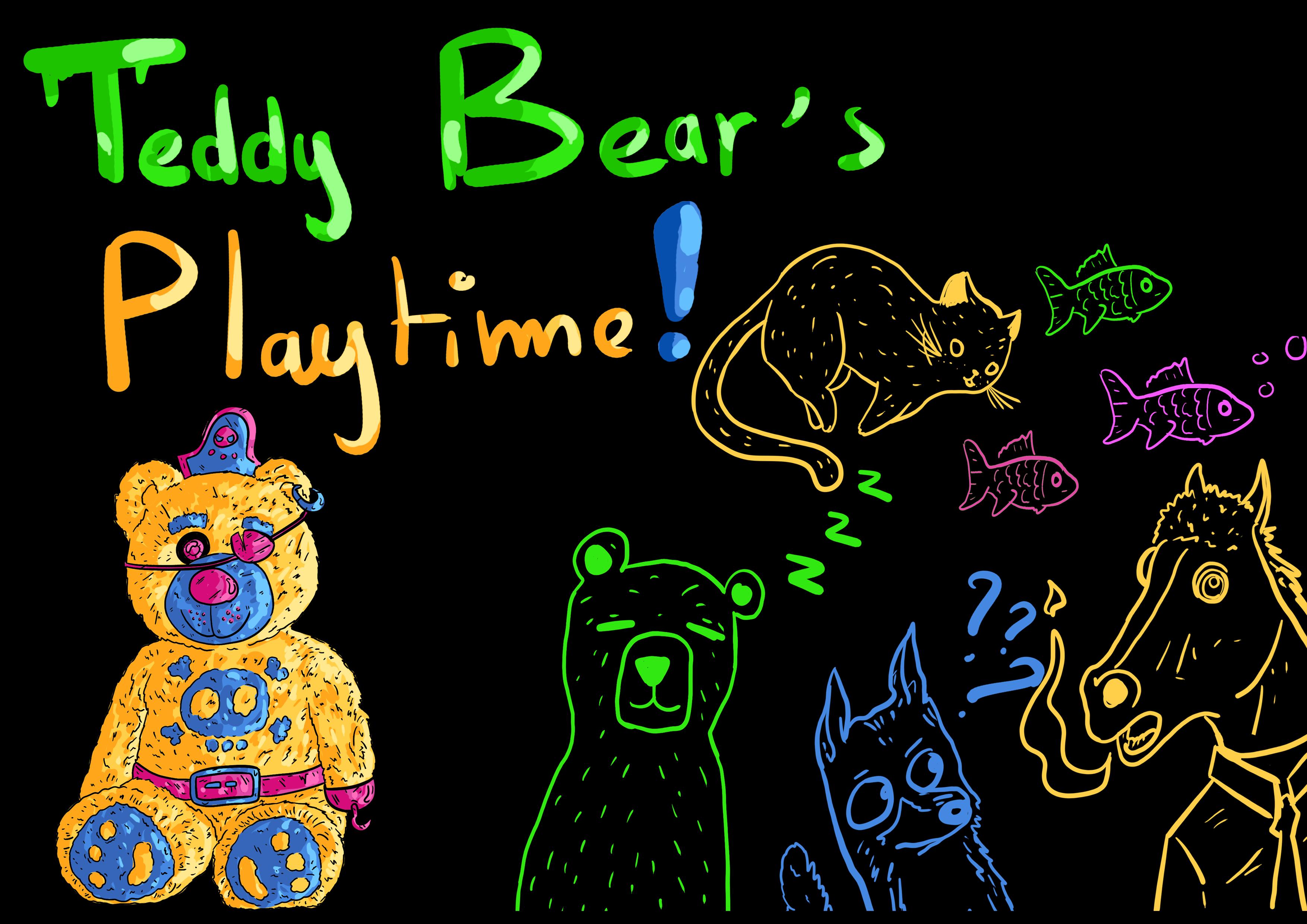 Teddybear's Playtime