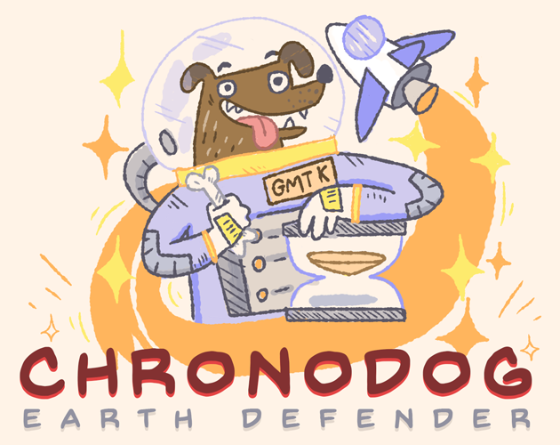 Chronodog: Earth Defender