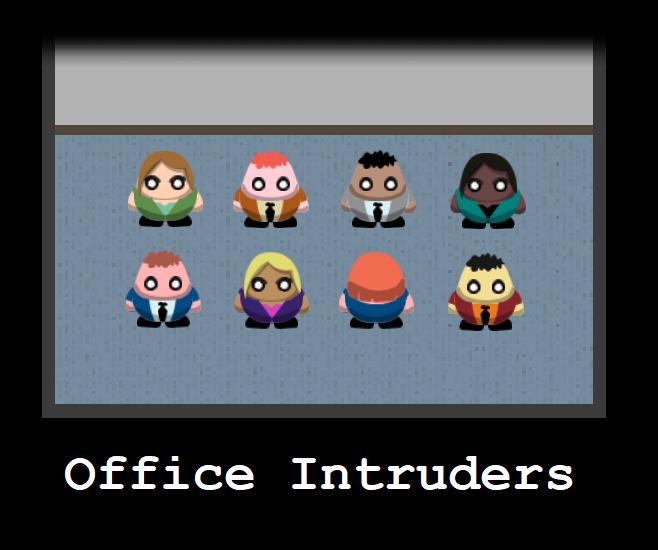 Office Intruders