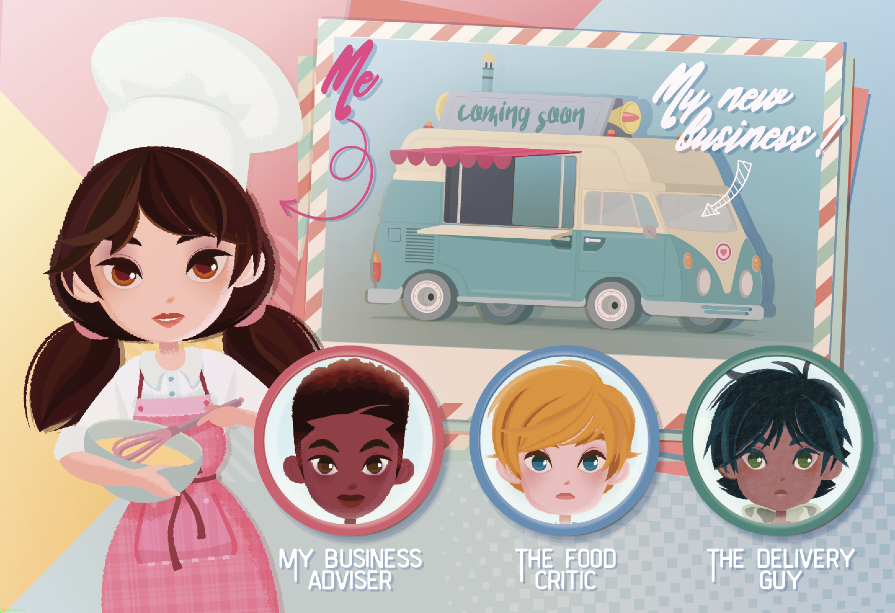 My Lovely Foodtruck (Temporary Title)