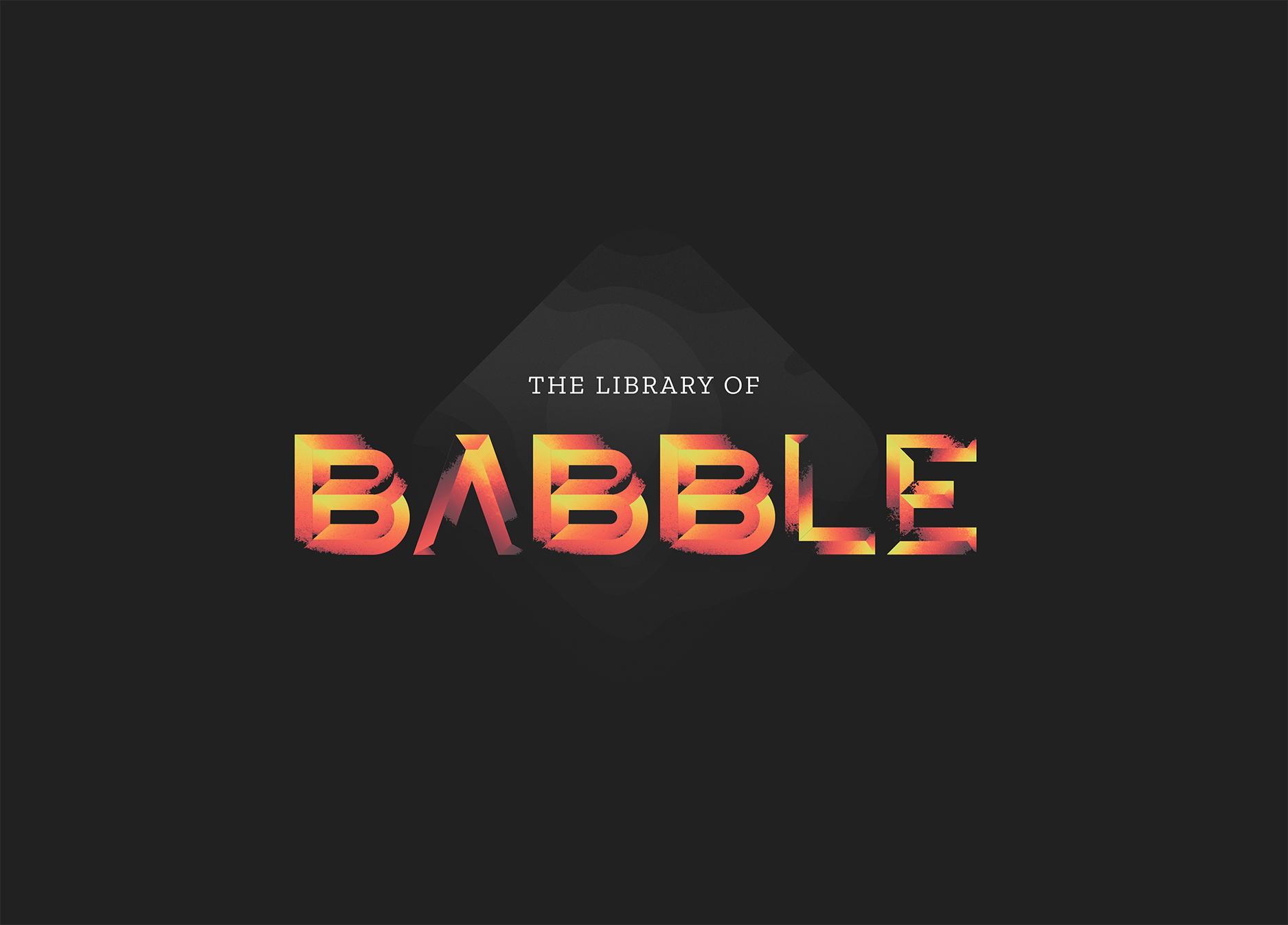Library of Babble by Demi