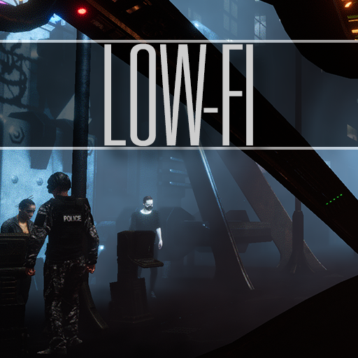 LOW-FI by Anticleric