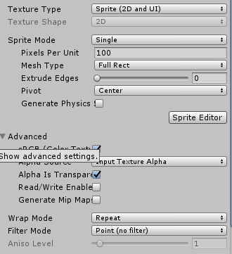 Broken text in Unity - Silver, a font for games community