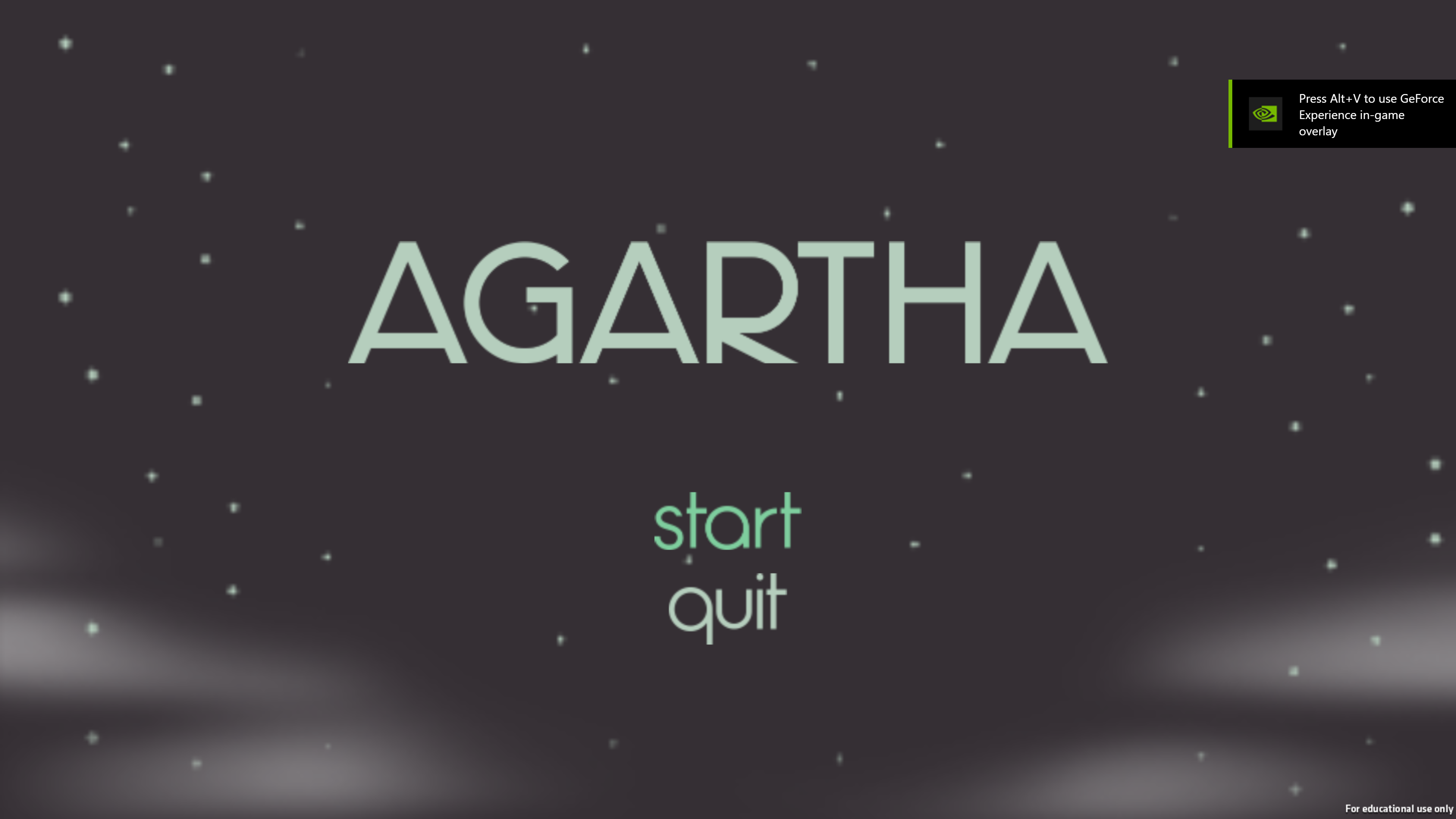 AGARTHA