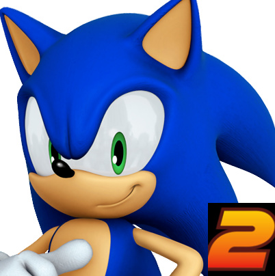 Sonic adventure 2 by Karl