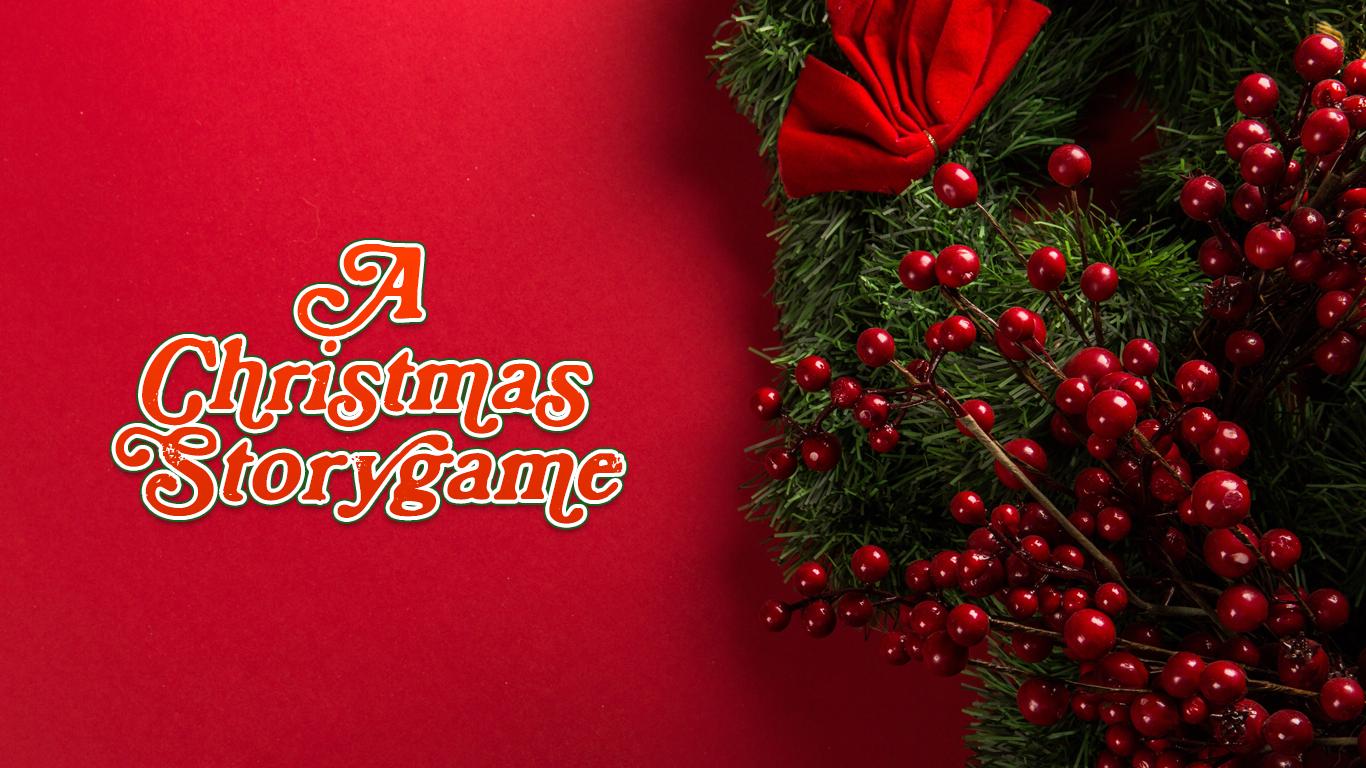 A Christmas Storygame