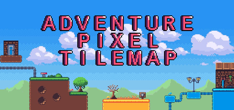 Adventure Pixel Tilemap