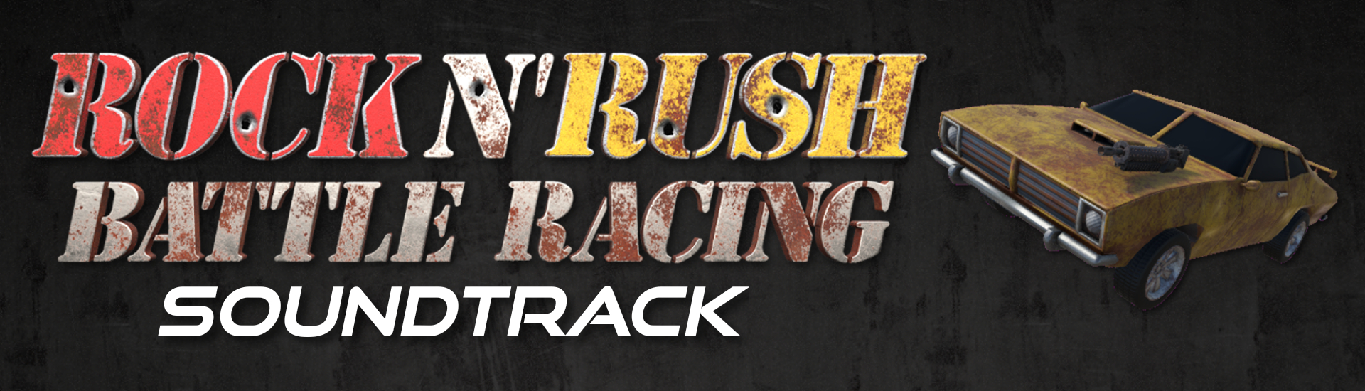 Rock n' Rush: Battle Racing Soundtrack