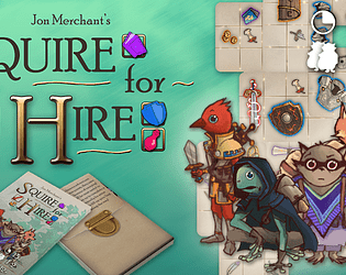 Squire for Hire - PnP