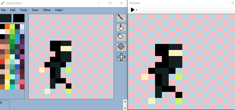 The Better Sprite Editor