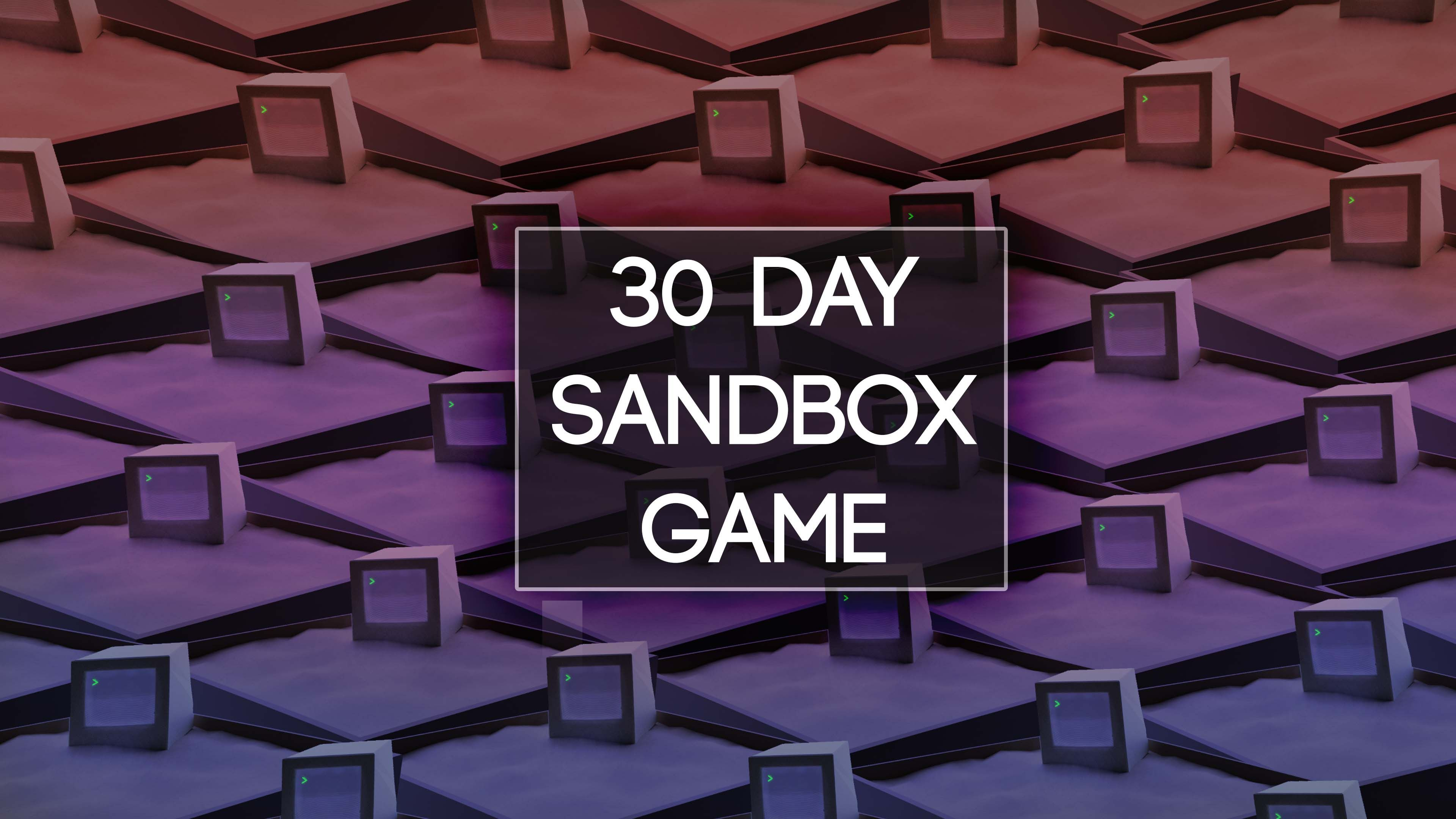 Sandbox Game Template w/ Multiplayer & Mod Support