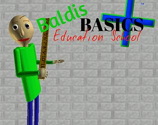Baldis Basics Education School Plus!
