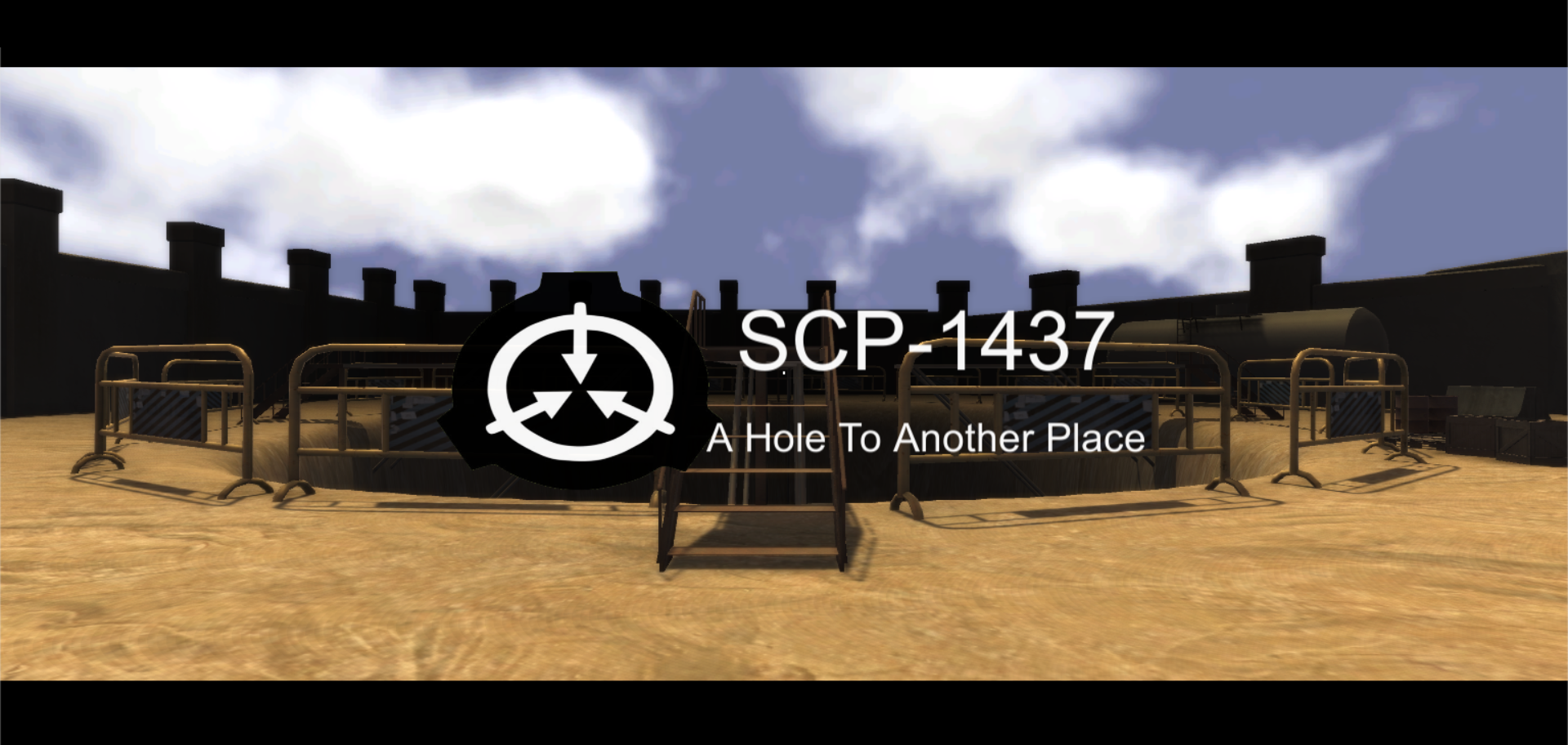 A Hole To Another Place SCP-1437