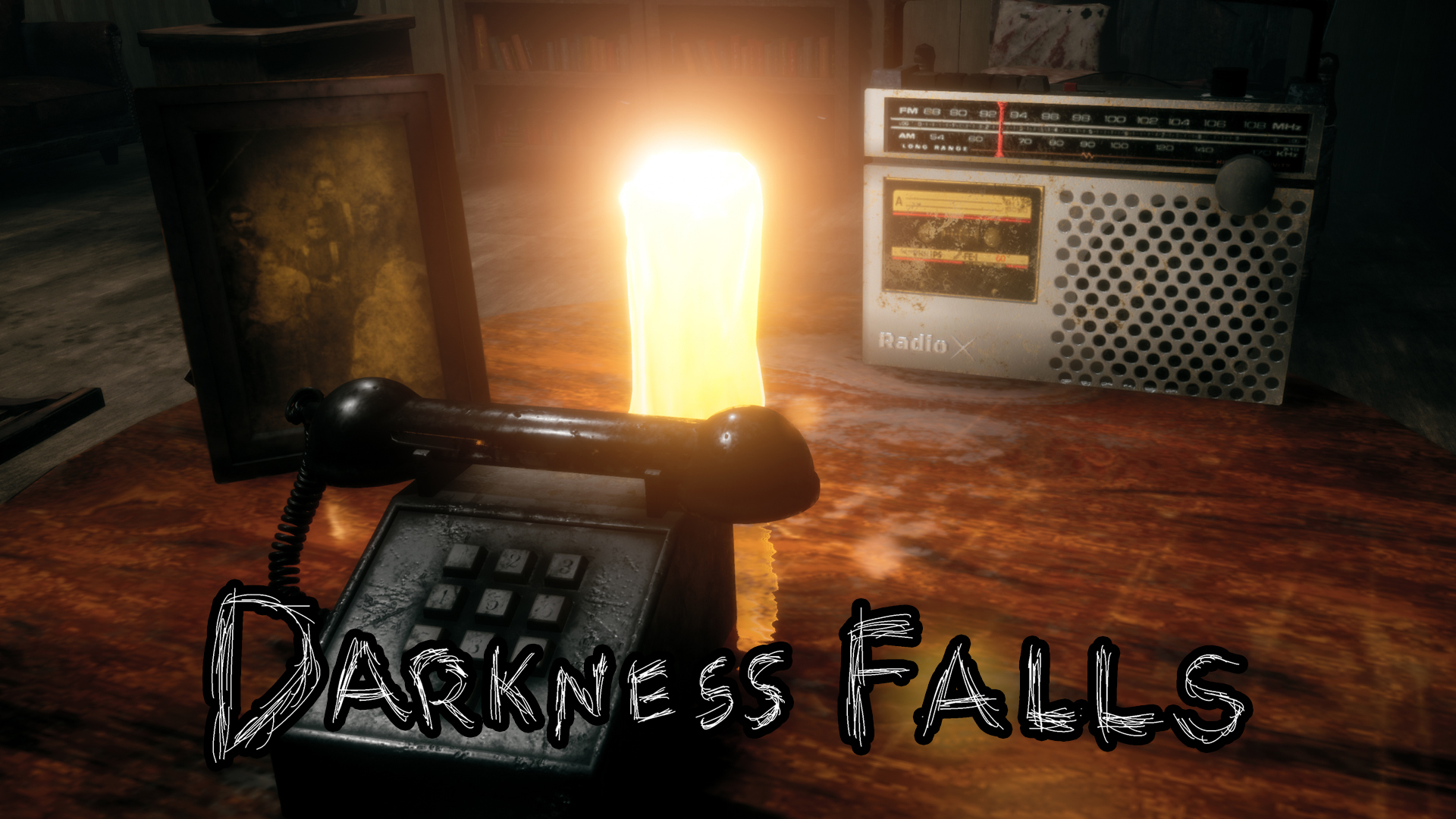 Darkness Falls - The Game